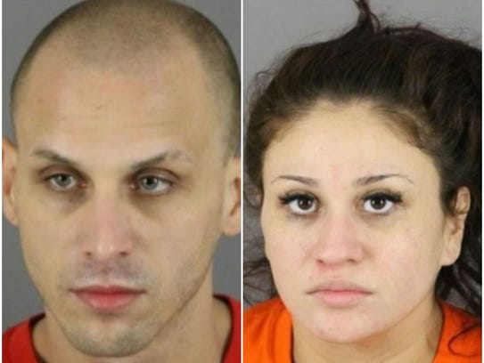Brian Vrana and Andrea Paige are accused of selling