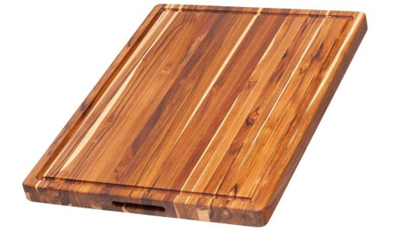 Teakhaus Teak Cutting Board