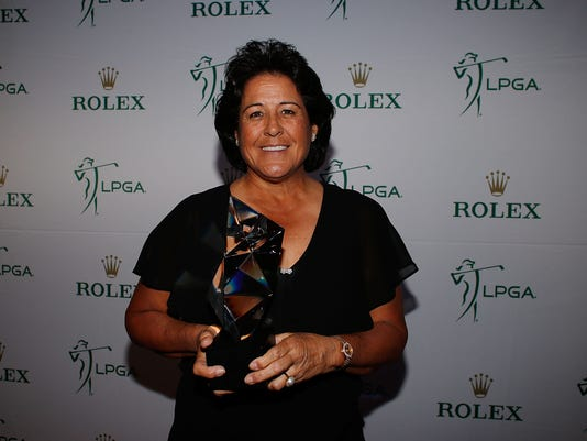 LPGA Rolex Awards Celebration