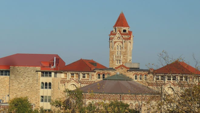 University of Kansas campus