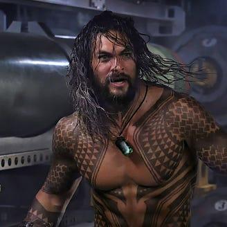 Comic-Con: Watch Jason Momoa hit the high seas in the first 'Aquaman' trailer