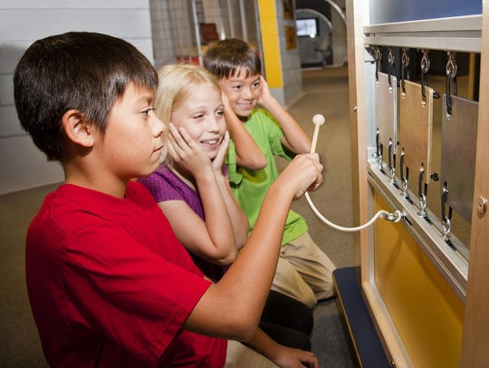 Ithaca's Sciencenter offers kids a world of hands-on exhibits that foster a love of science and nature.