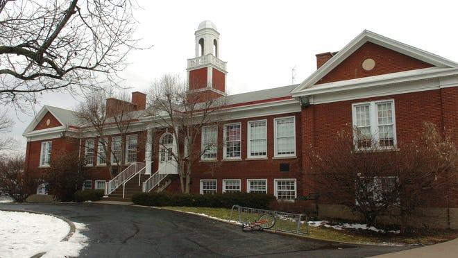 The exterior of Beechwood Schools complex.