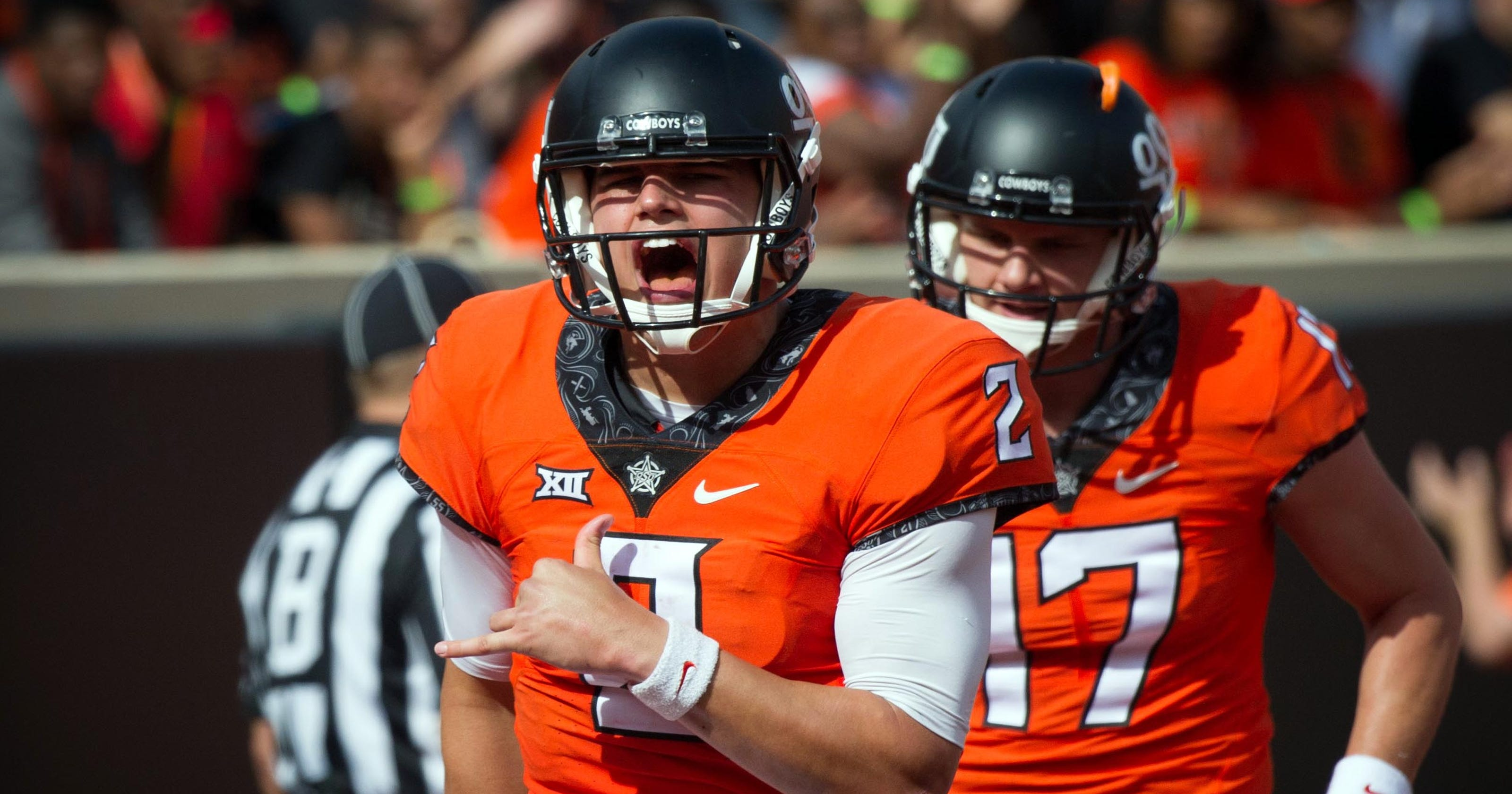 Steelers rookie QB Mason Rudolph believes he and Ben Roethlisberger are   going to be friends  47ac749ea
