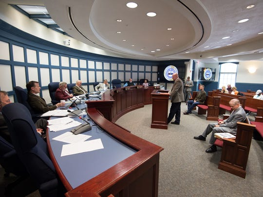 Sussex County Council is slated to hold a public hearing Tuesday on a proposed ordinance that would allow local workers to decide for themselves whether or not they want to join or pay dues to a union.