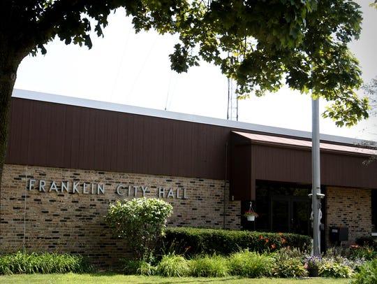 Franklin City Hall, 9229 W. Loomis Road, Franklin,