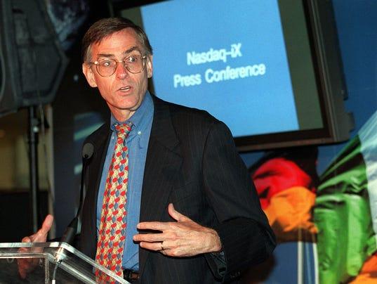 Richard Ketchum, Finra CEO