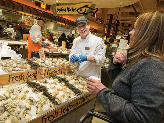 Wegmans to your door not in rochester for Food bar wegmans pittsford