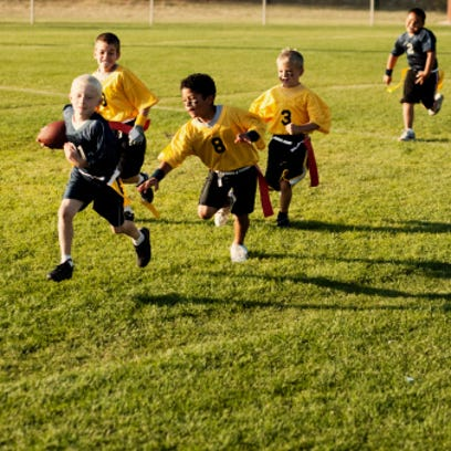 Protect your football player. Why hot weather is an ever-present danger