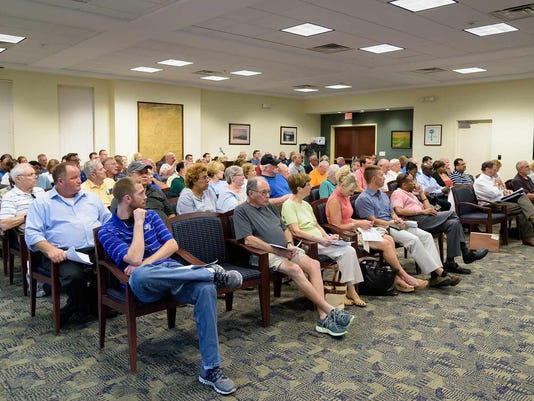 Middletown Council Meeting