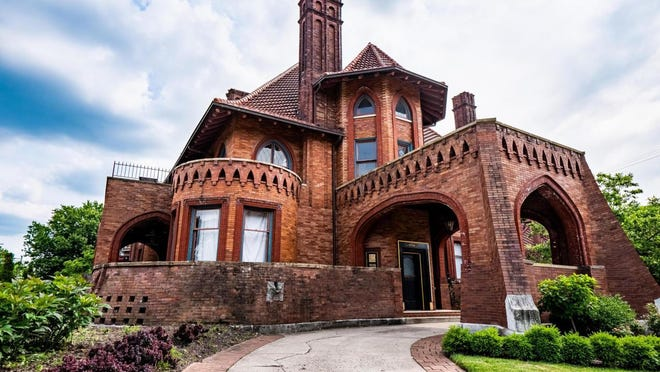 "The ""Circus House"" overlooking Goodale Park has sold for $873,400."