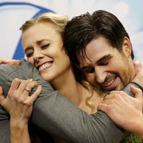 Lansing's Hubbell, Donohue surprise to win U.S. Figure Skating title
