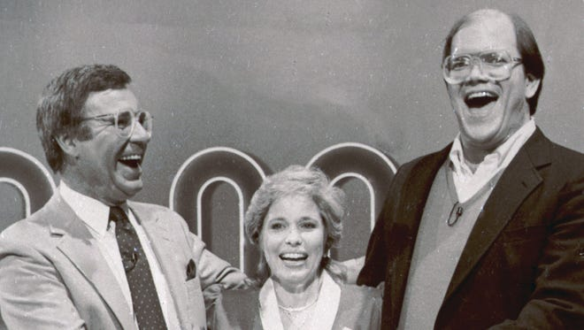 """Jim Lange, the first host of the popular game show """"The Dating Game,"""" has died at his home in Mill Valley, Calif. He was 81."""