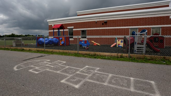 A new playground for children with special needs is now open to the community at Mountain Bay Elementary School in Weston.
