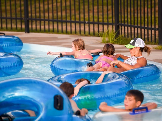 The Shuler Back-to-School Pool Party on Saturday, Aug.