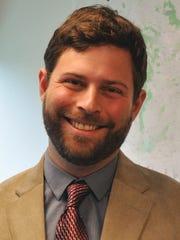 Elijah Reichlin-Melnick, Democratic candidate for Nyack