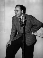 "Johnny Mercer wrote or co-wrote hundreds of songs, including ""Moon River"" and ""Come Rain or Come Shine."""