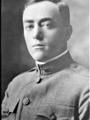 Charlie Stulb Jr., Augusta's first silver star recipient.