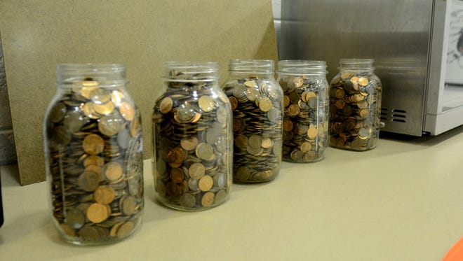 The Observer and Farmington Goodfellows will be collecting Pennies from Heaven from 10 a.m. to 1 p.m. Saturday, Dec. 10.