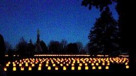 Illumination: Gettysburg, November 17, 2012