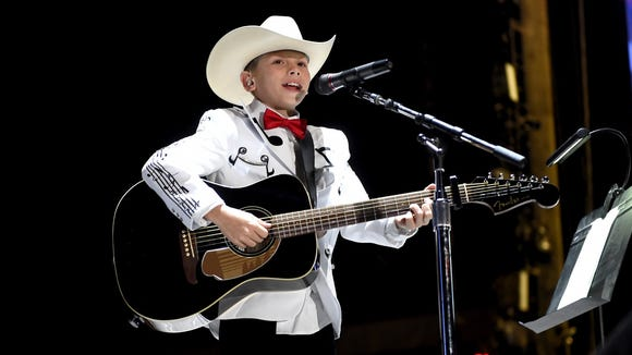 Mason Ramsey is one of the most famous people named Mason.