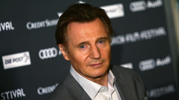 Liam Neeson is one of the most famous people named Liam.