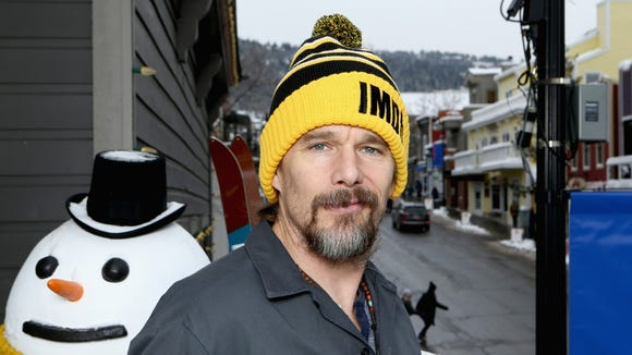 Ethan Hawke is one of the most famous people named Ethan.
