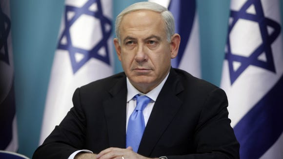 Benjamin Netanyahu is one of the most famous people named Benjamin.