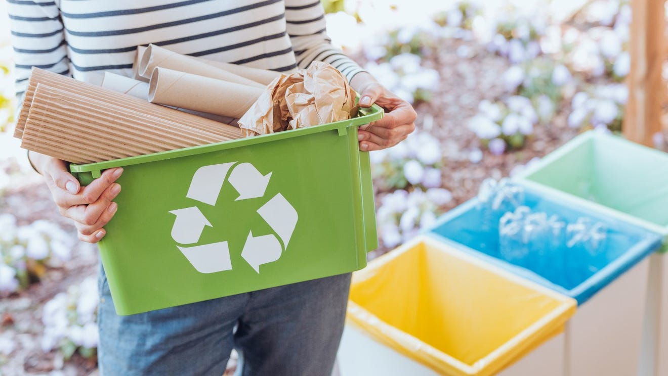 Want to make your life more environmentally friendly? Here's 30 ways