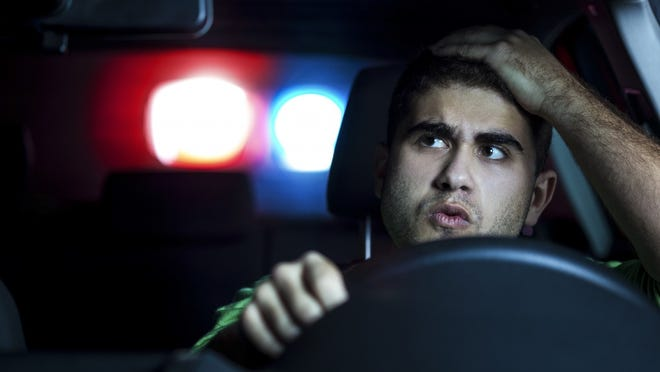New research shows there is a very large spread of how likely people are to get a speeding ticket by state.