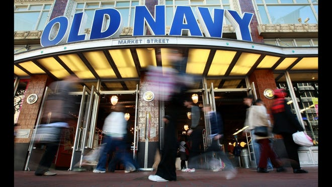 Gap Inc says the planned spin off of Old Navy is no longer happening.