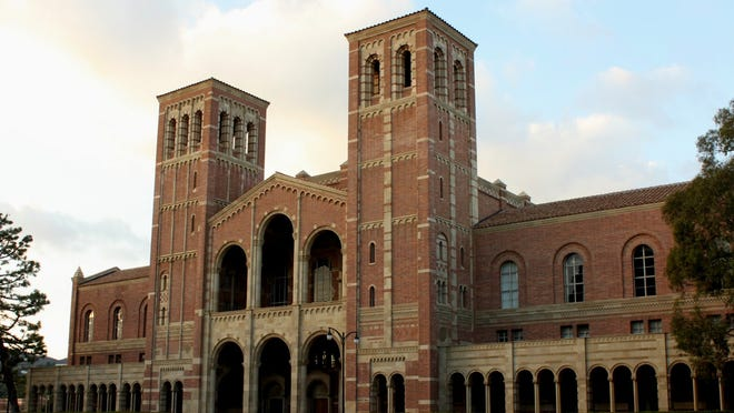 UCLA in Los Angeles