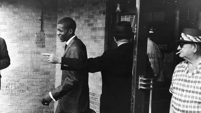 John Lewis was one of the original Freedom Riders, agroup of black and white civil rights activists who rode interstate buses to fightsegregation across the South.