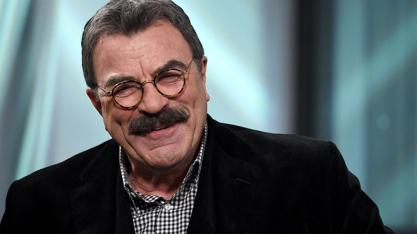 Tom Selleck talks quitting Magnum, P.I. and challenges