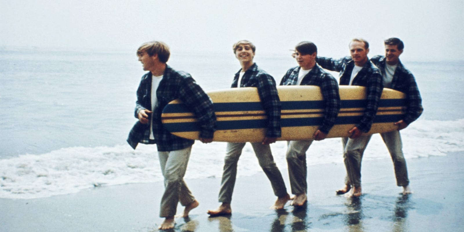 Beach Boys to help usher in return of major live performances in Iowa with Cedar Rapids show