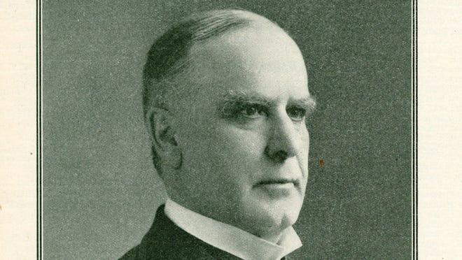 William McKinley.