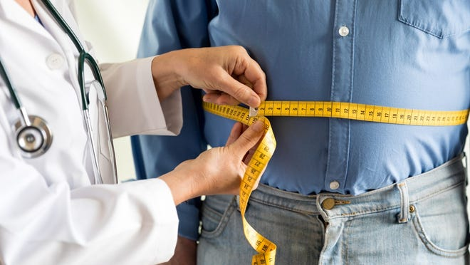 Based on a survey from the American Psychological Association, 42% of adults said they gained too much weight during the COVID-19 pandemic, and the average weight gain between March 2020 and February 2021 was 29 pounds.