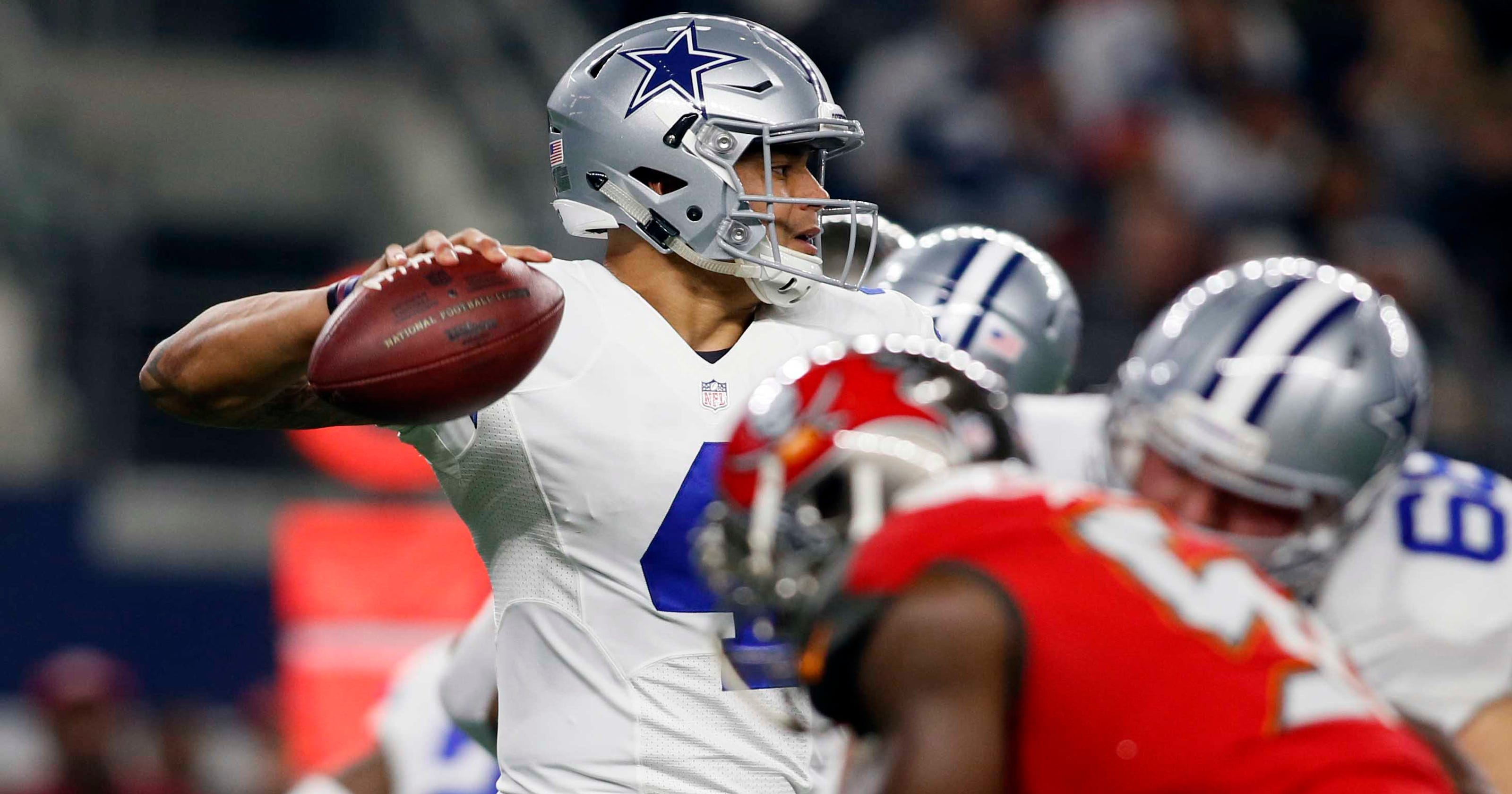 33677928d4a Dak Prescott, Cowboys focus on NFC East title