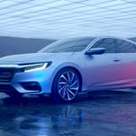 First look: 2019 Honda Insight aims to become America's favorite hybrid