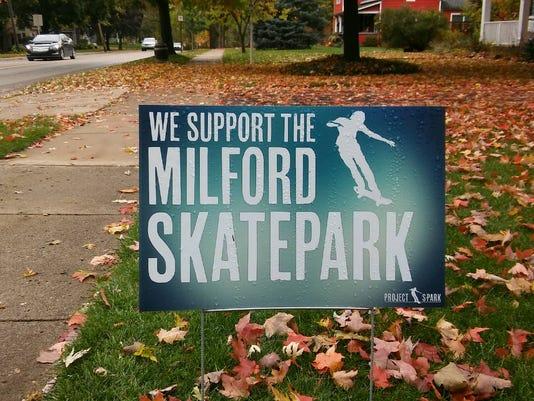 MTO skate park update