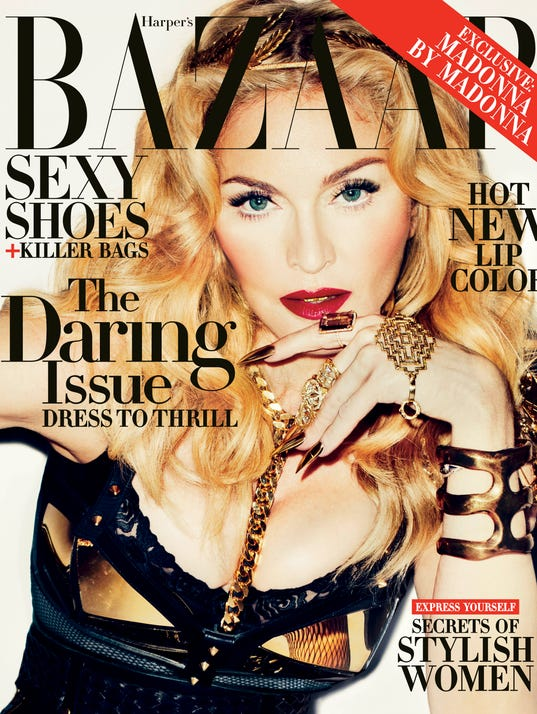 madonna hb cover