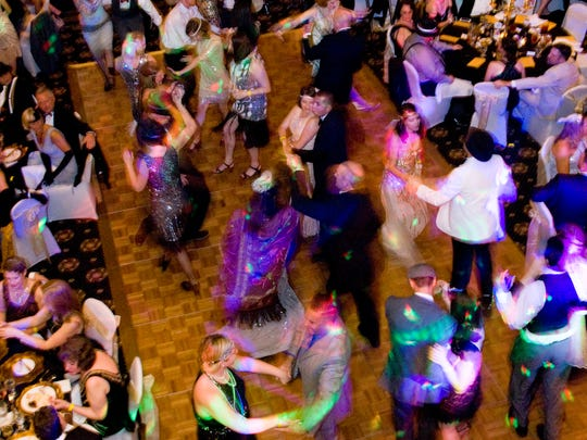 The month's '20s themed events will culminate with