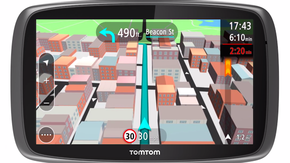 TomTom builds map app solely for self-driving cars