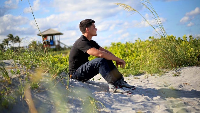 Marc Blum, 24, went to live in a recovery house in Delray Beach, Fla. He broke his probation in Delaware to seek full-time help with his heroin addiction.