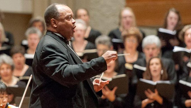 """Middle Tennessee Choral Society presents """"Ode to Joy"""" in concert at 7:30 p.m. Sunday at First United Methodist Church, 265 W. Thompson Lane in Murfreesboro. Choirs from MTSU, as well as Stewarts Creek and Siegel high schools, will join the performance. Tickets are $15 for adults, $12.50 for senior citizens, and $10 for children (12 and younger).  Purchase online at mtchoralsociety.org or at the door starting one hour prior to the performance."""