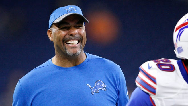 Lions defensive coordinator Teryl Austin is off to Cincinnati to work under head coach Marvin Lewis.