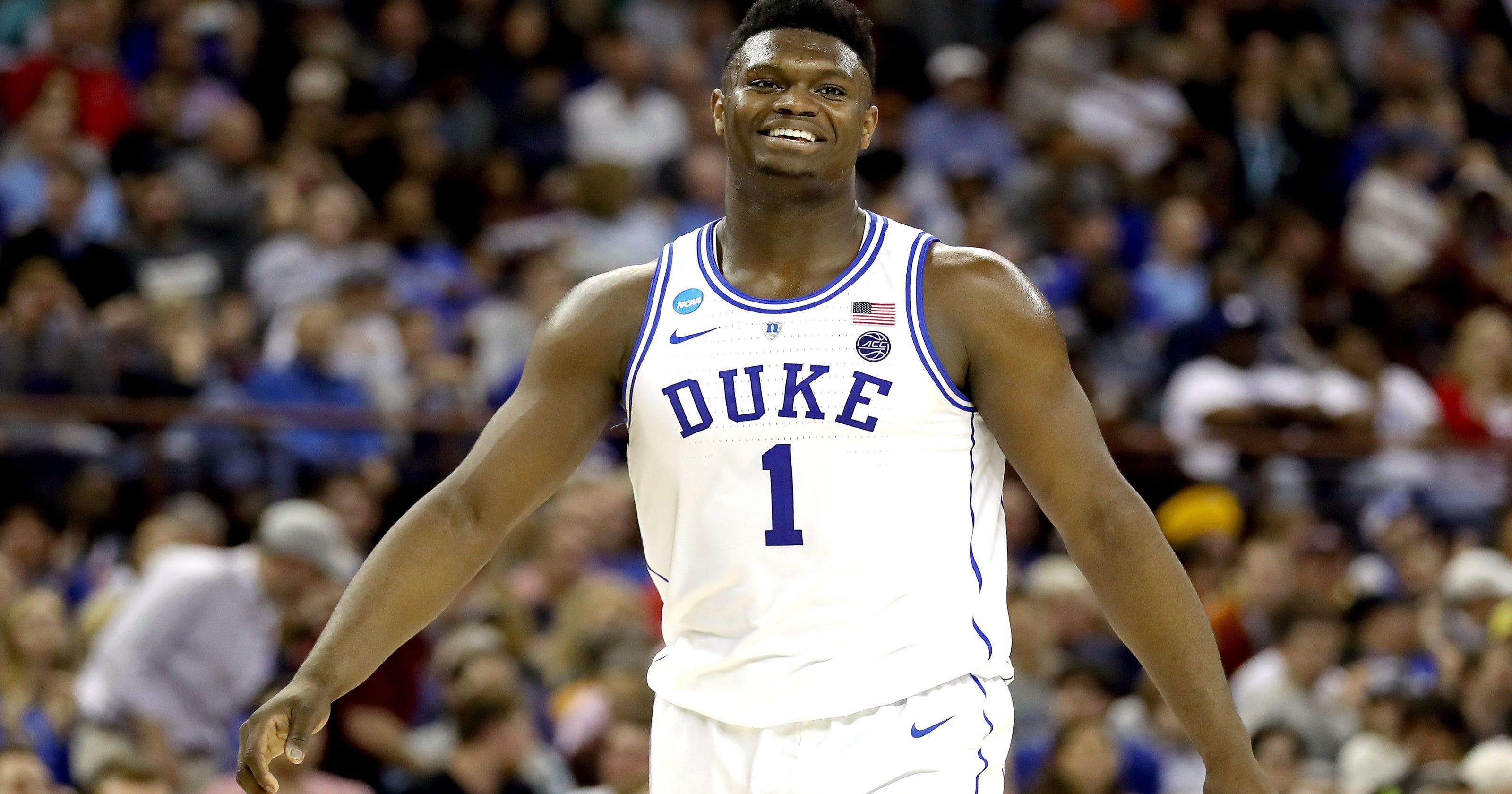 NBA draft lottery: Zion Williamson to the Memphis Grizzlies?
