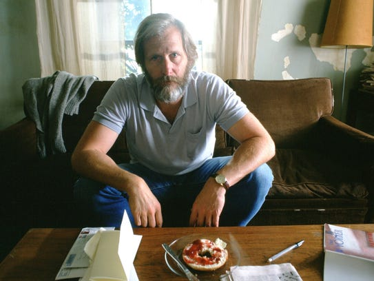 """Jeff Daniels appears in """"The Squid and the Whale"""" as Bernard Berkman, a just-divorced father and struggling writer, who also is a pompous intellectual."""