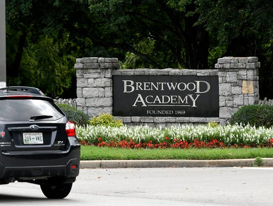 Famous Brentwood Academy suspends basketball players after locker room  OD93