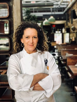 Margaret LaVetty, executive chef at Barcelona Wine Bar
